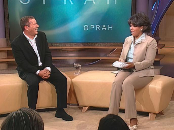 Scott Flansburg on Oprah Winfrey show