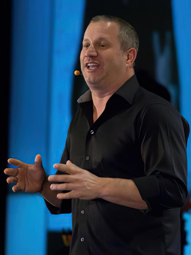 Scott Flansburg Talk