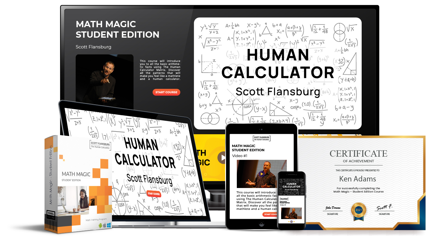 Human Calculator All Devices