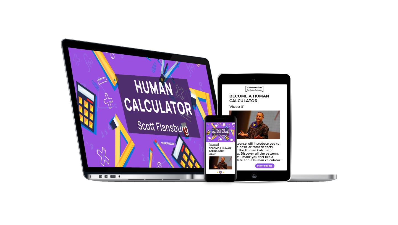 Human Calculator Kids Edition